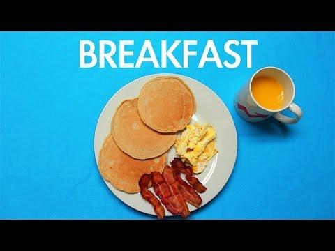 Café da manhã pelo mundo – vídeo