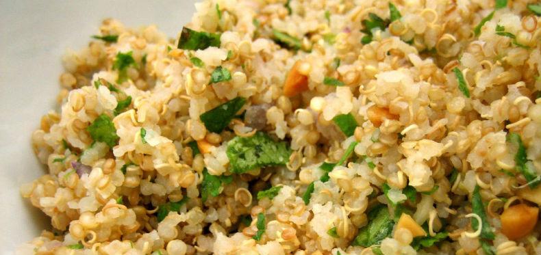 Receita De Como Preparar Quinoa Para Pratos Quentes E Frios Vida Saudável Fit