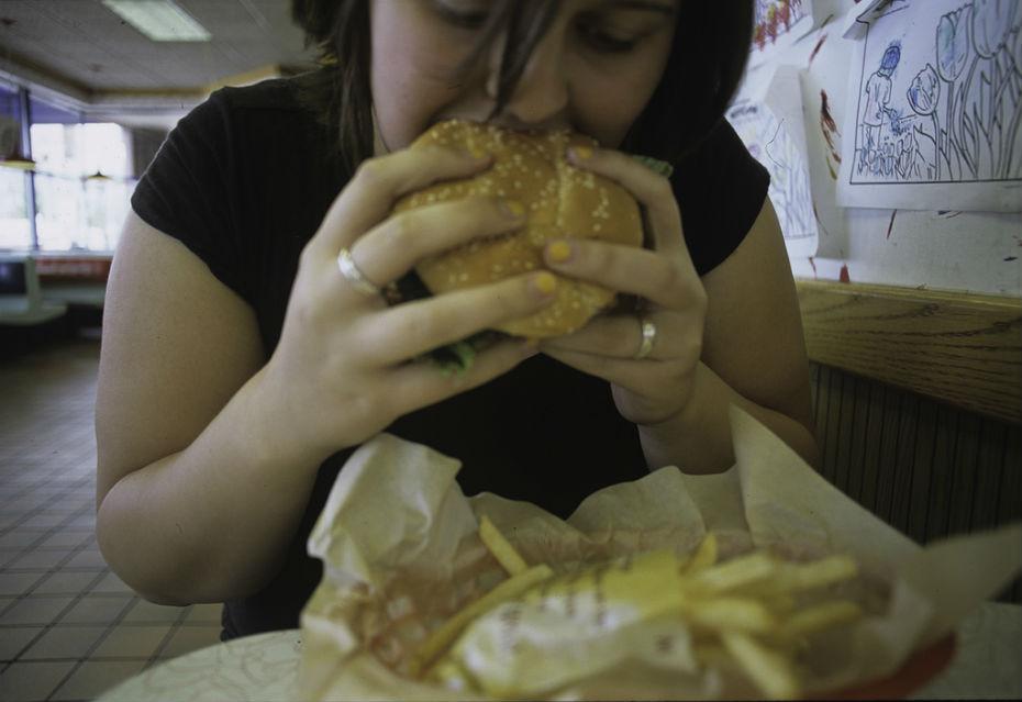 como comer menos e perder peso